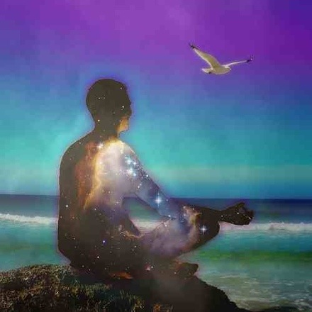 Meditating as Universe